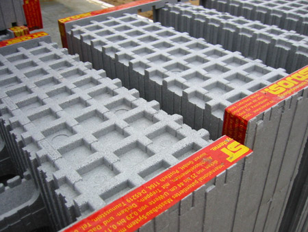 neopor ist noch besser als styropor isorast berater hellmann baut das passivhaus. Black Bedroom Furniture Sets. Home Design Ideas